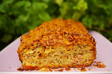 Recette De Cake Au Lard Et Olive