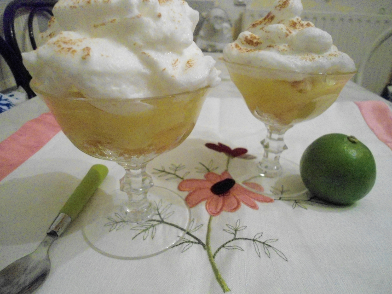 Tarte au citron destructur e pour 4 personnes recettes - Herve cuisine tarte citron ...