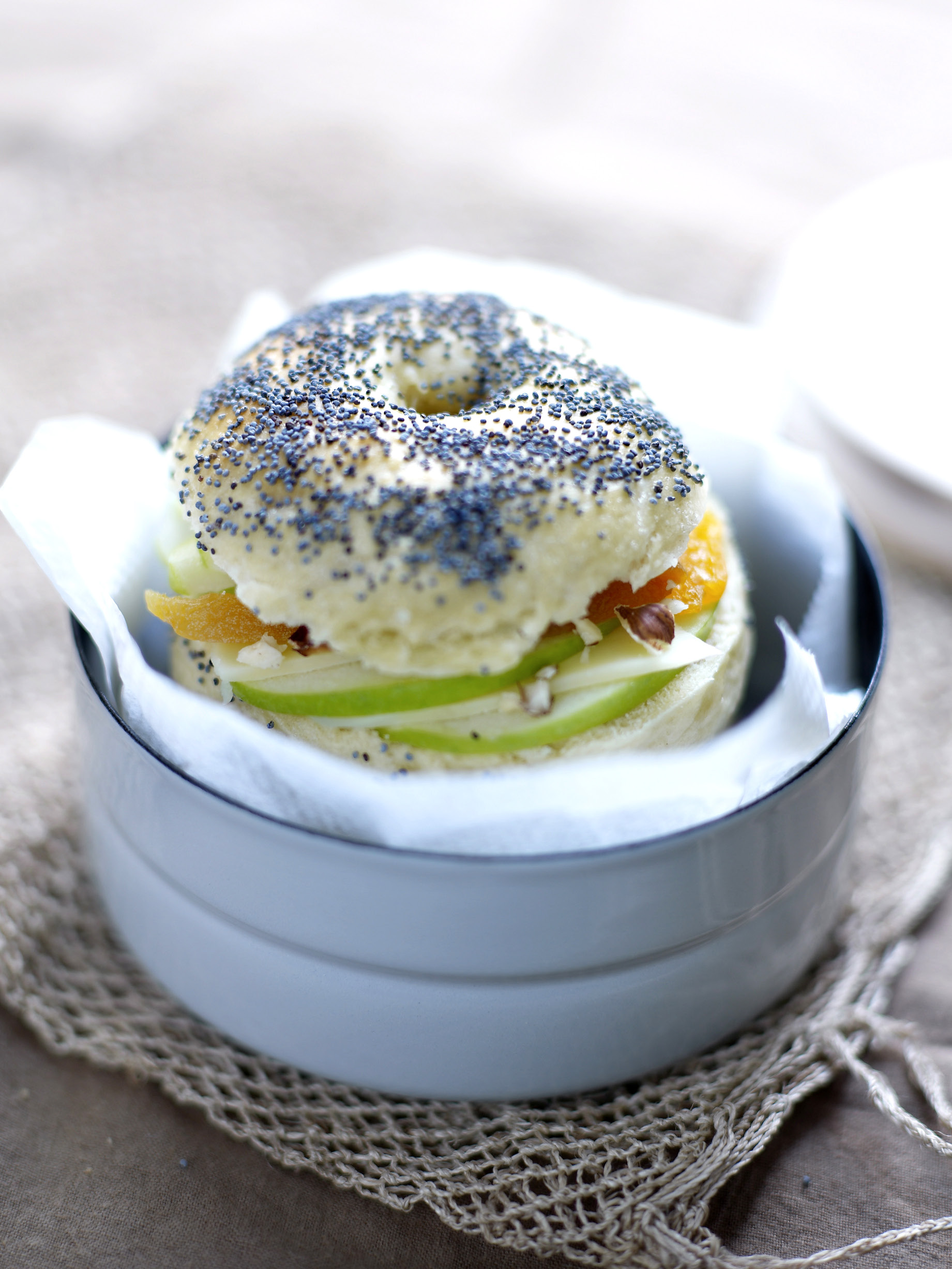 Bagels sans gluten pour 4 personnes recettes elle table - Recette de cuisine sans gluten ...
