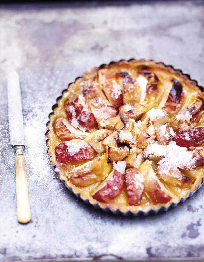 Bourdin aux pommes pour 6 personnes recettes elle table - Cuisine de babette recettes ...