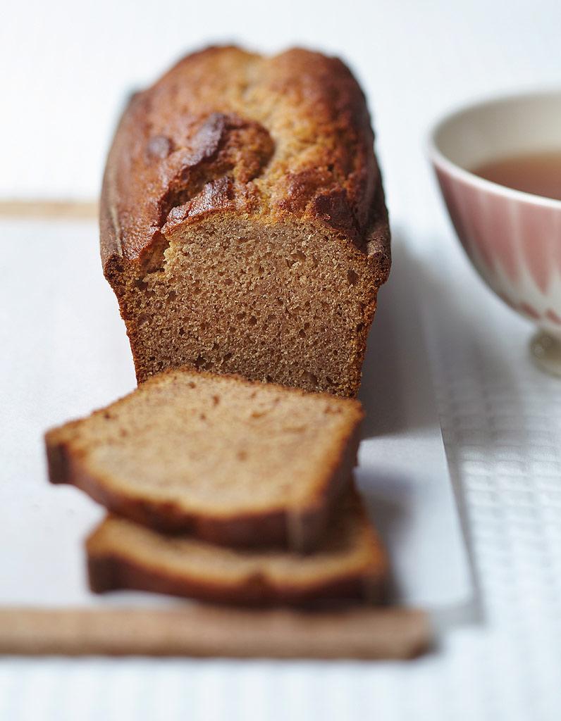 Pain De Cake Sans Oeuf Sans Gluten