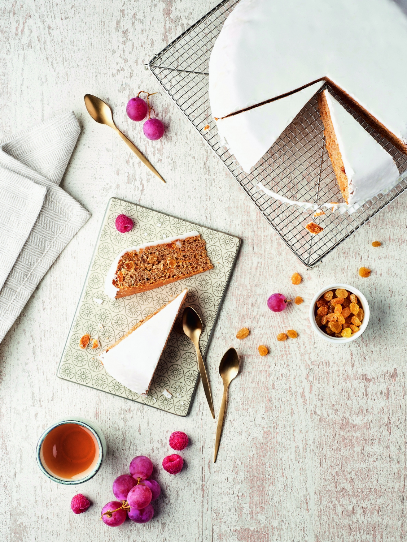 Meilleur Carrot Cake Elle A Table