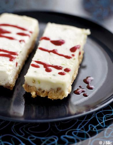 Cheesecake sans cuisson pour 6 personnes recettes elle for Atelier cuisine sans cuisson