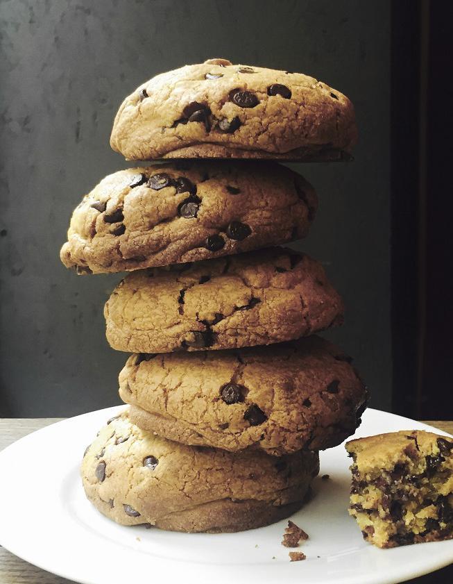 chocolate chip cookies originaux pour 10 personnes. Black Bedroom Furniture Sets. Home Design Ideas