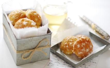 Chouquettes au sucre recettes elle table - C est au programme recettes de cuisine ...