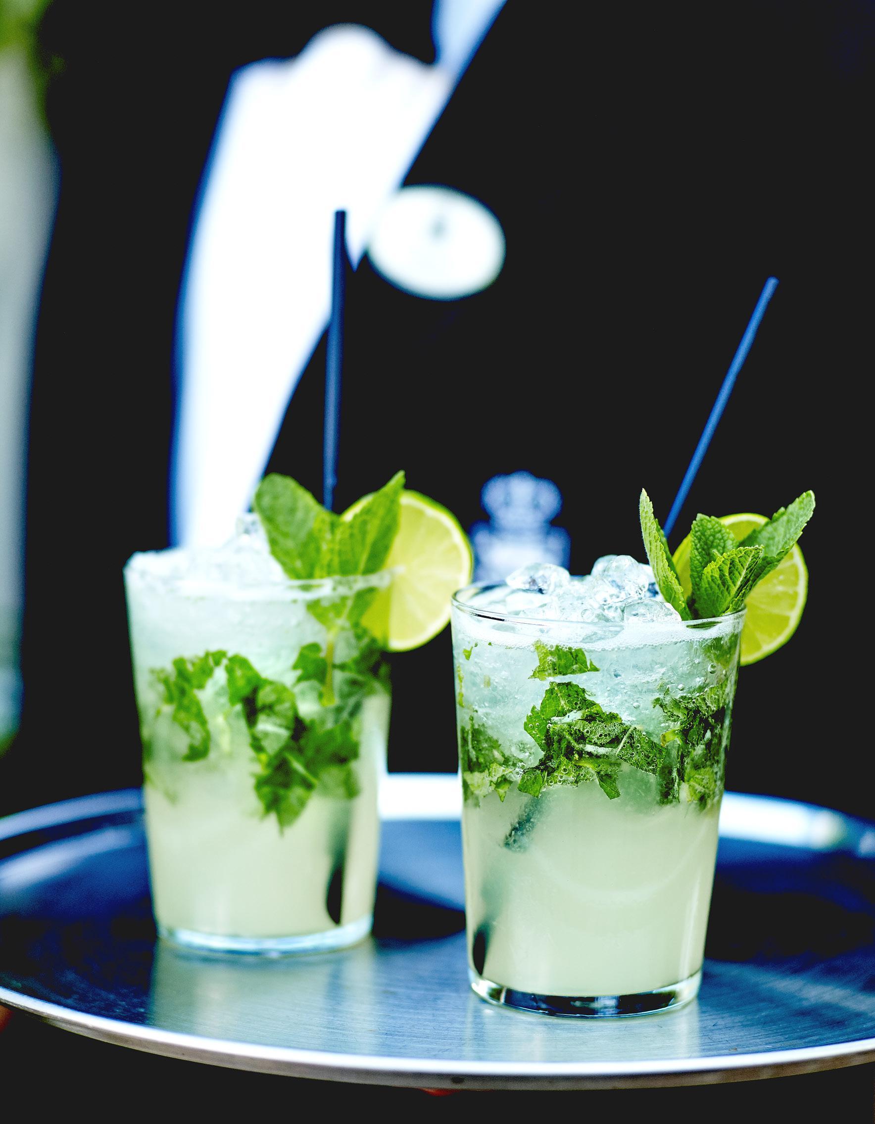 Cocktail mojito vodka pour 1 personne recettes elle table for Site de cocktail
