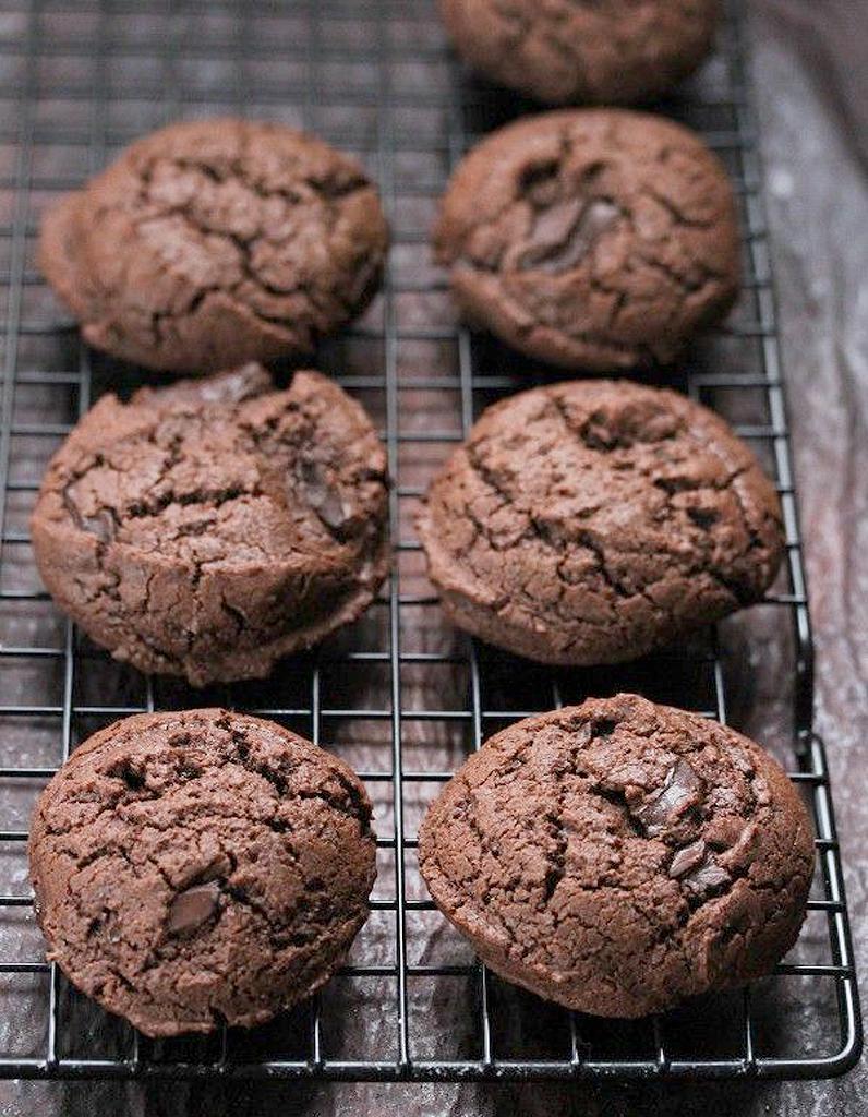cookies au miel et noisettes sans gluten pour 10 personnes. Black Bedroom Furniture Sets. Home Design Ideas