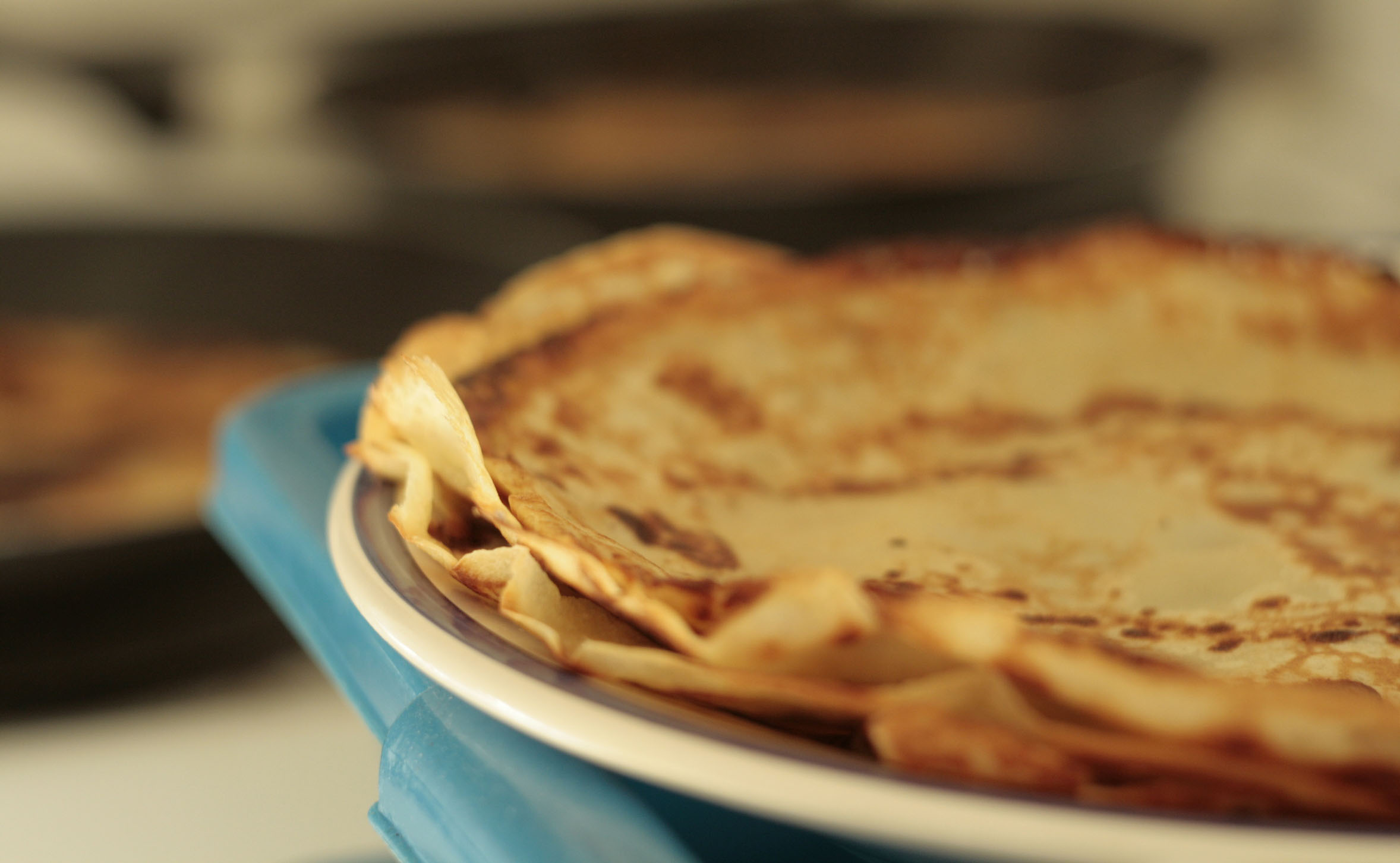 Cr pes pour 4 personnes recettes elle table - Recette cuisine france 2 telematin ...