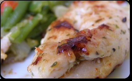 Escalope de dinde marin e pour 4 personnes recettes elle - Cuisiner escalope dinde ...