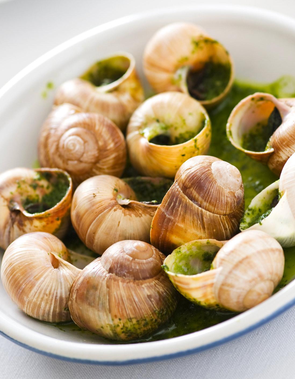Escargots au beurre persill pour 8 personnes recettes elle table - Arte cuisine des terroirs recettes ...