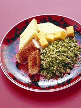 filet de lapin aux pices riz vert et fruits pour 6 personnes recettes elle table. Black Bedroom Furniture Sets. Home Design Ideas