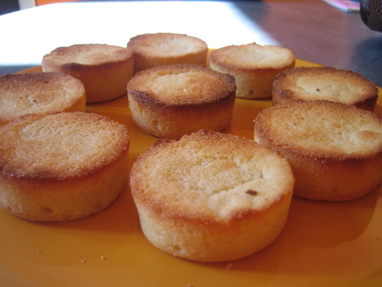 Financiers de grand m re pour 6 personnes recettes elle - Vieilles recettes de cuisine de grand mere ...