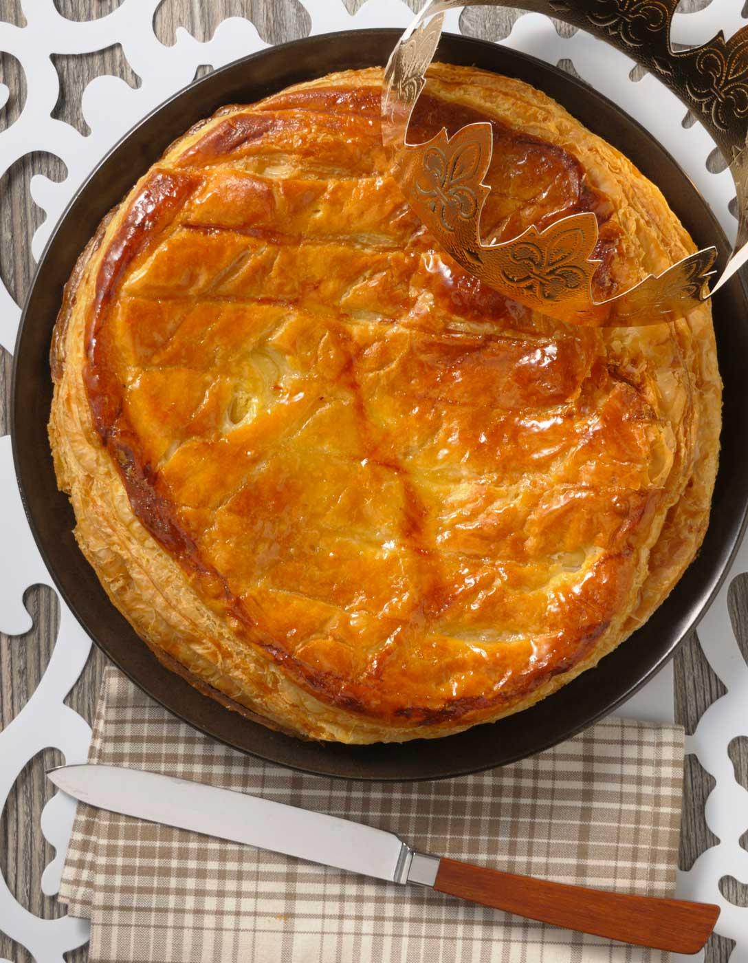 Galette des rois thermomix pour 6 personnes recettes - Cuisine minceur thermomix ...