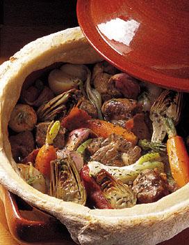 Navarin d 39 agneau pour 4 personnes recettes elle table - C est au programme recettes de cuisine ...