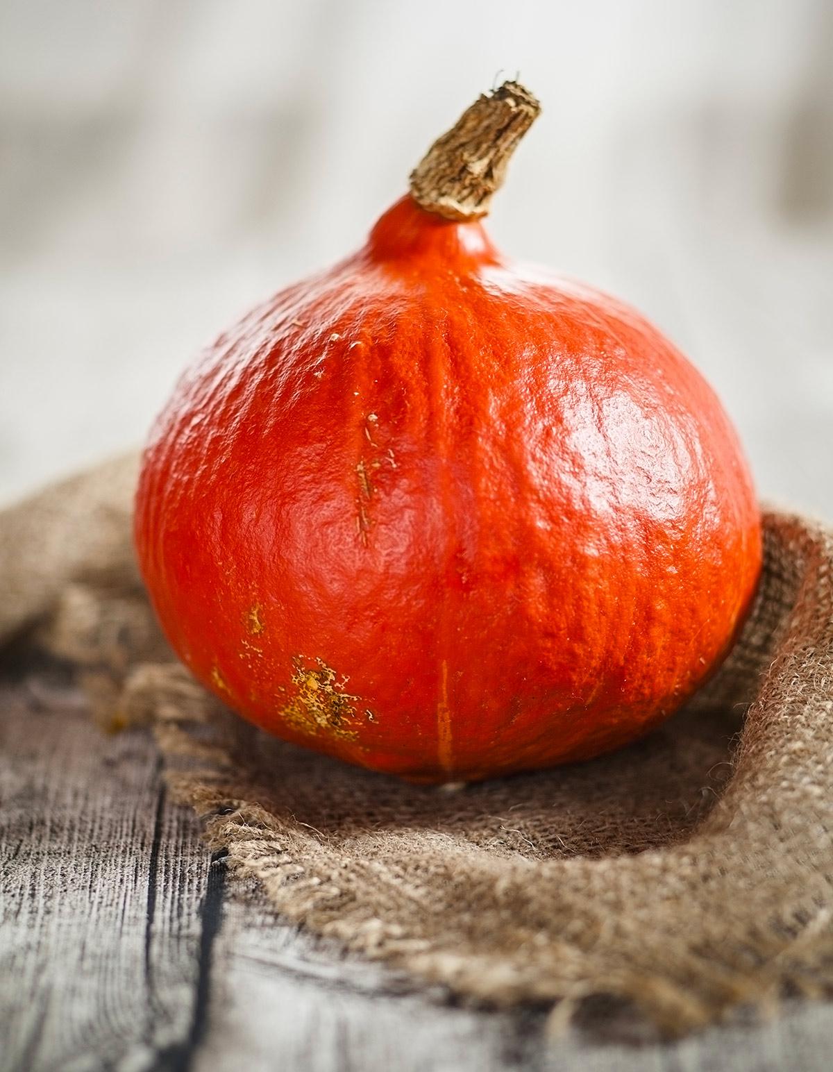 Potimarron farci d 39 automne pour 4 personnes recettes - Cuisiner le potimaron ...