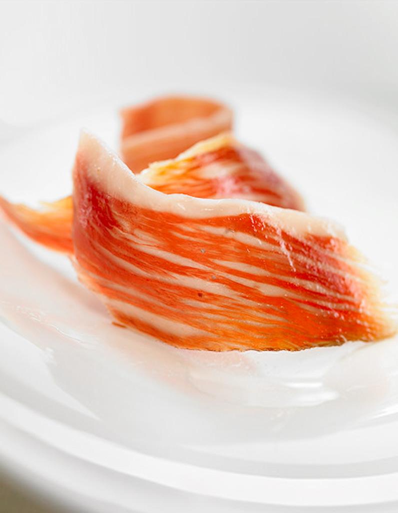 Salade de jambon cru pour 3 personnes recettes elle table - Bain de pied au gros sel et vinaigre ...