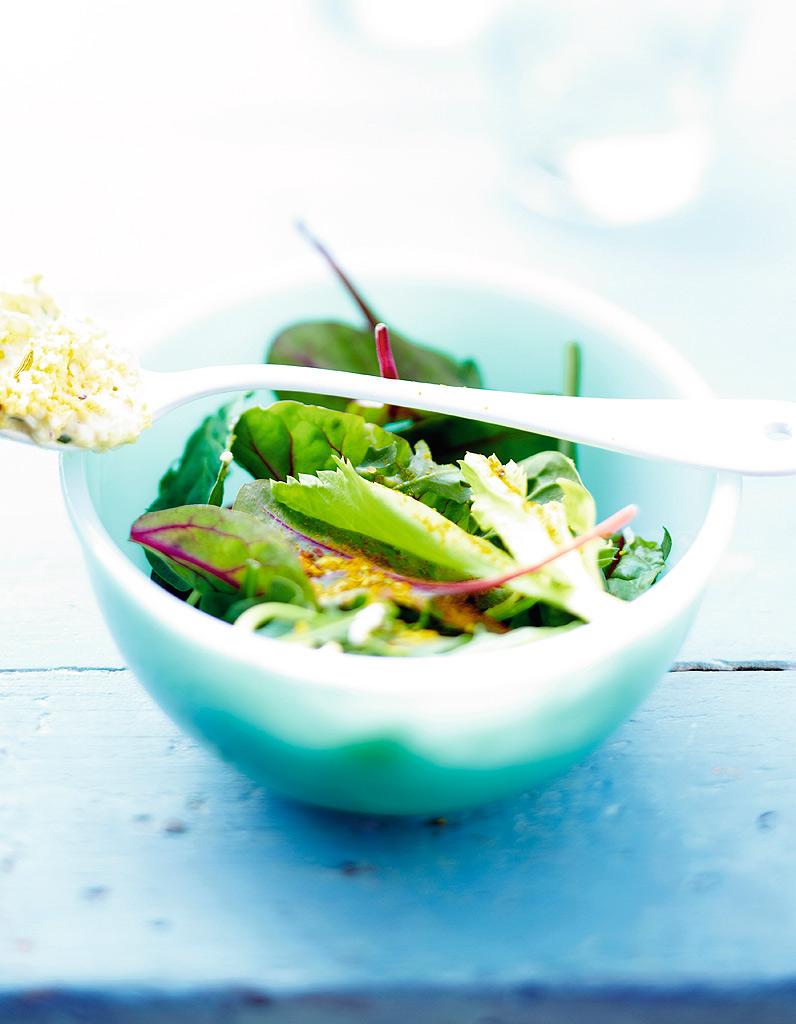 salade de jeunes pousses boulghour et boeuf cuit pour 4 personnes recettes elle table. Black Bedroom Furniture Sets. Home Design Ideas