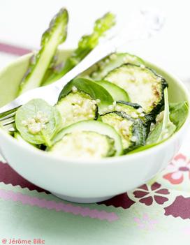 Salade toute verte pour 4 personnes recettes elle table - Salade verte calorie ...