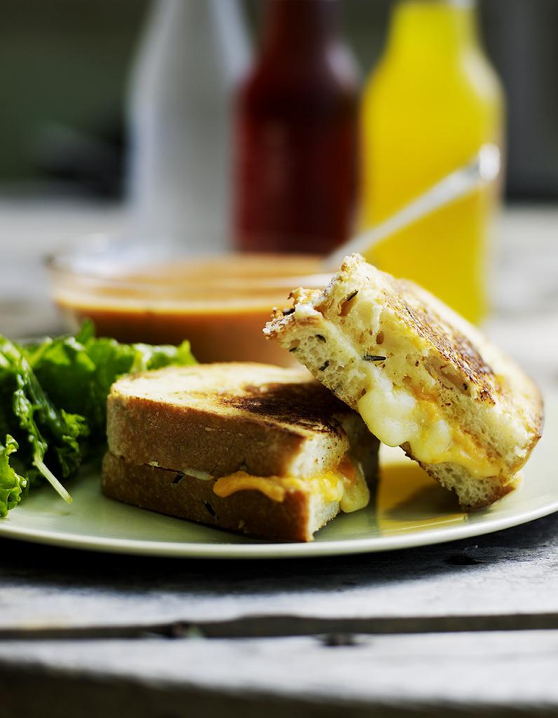 Sandwich scamorza fum e et truffe pour 1 personne recettes elle table - Site de recettes cuisine ...