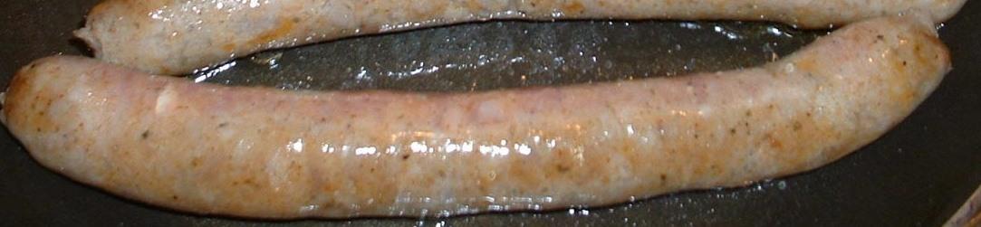 Saucisses de toulouse aux romarin pour 4 personnes for Stage de cuisine toulouse
