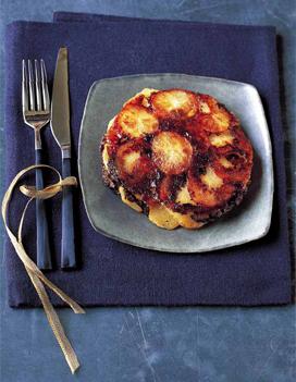 Tatin de pommes de terre et morilles pour 6 personnes recettes elle table - Cuisiner morilles sechees ...
