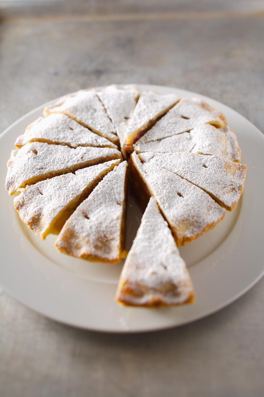Tourte aux blettes et pommes pour 6 personnes recettes - Recette de cuisine originale et inventive ...
