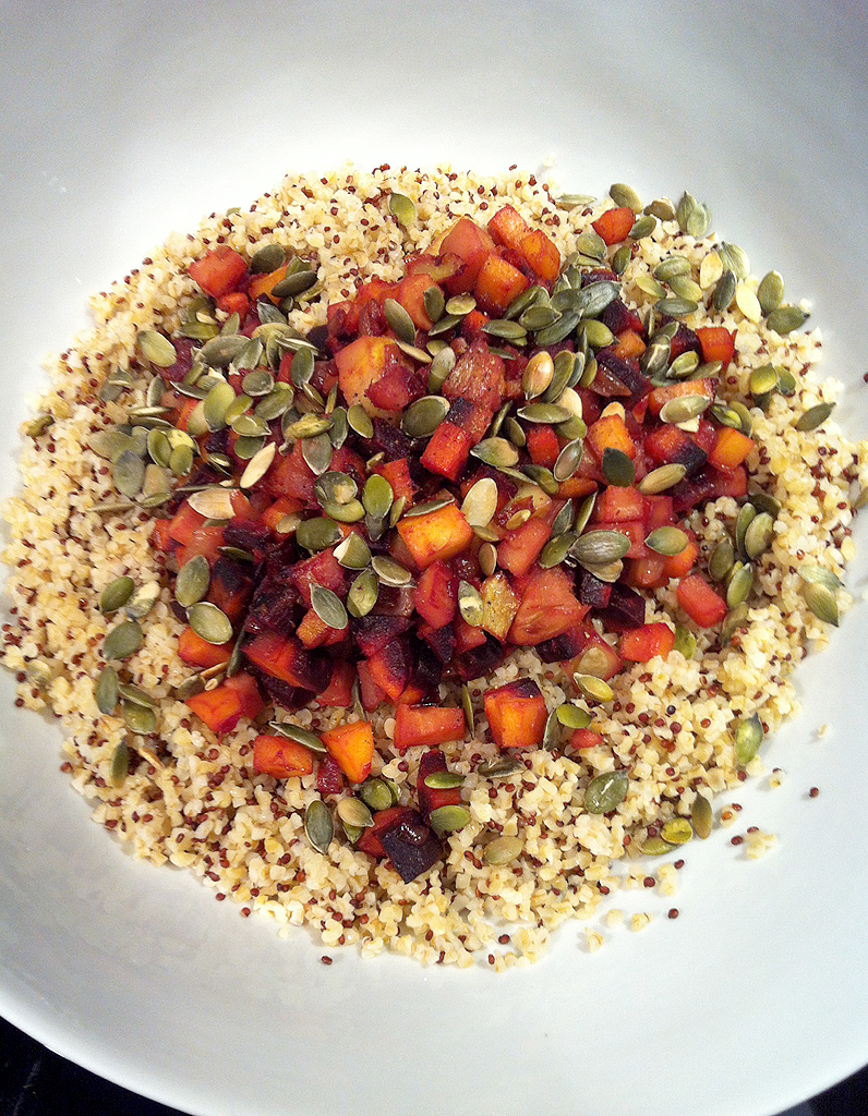 Une recette veggie pour 4 personnes recettes elle table - Recette cuisine france 2 telematin ...