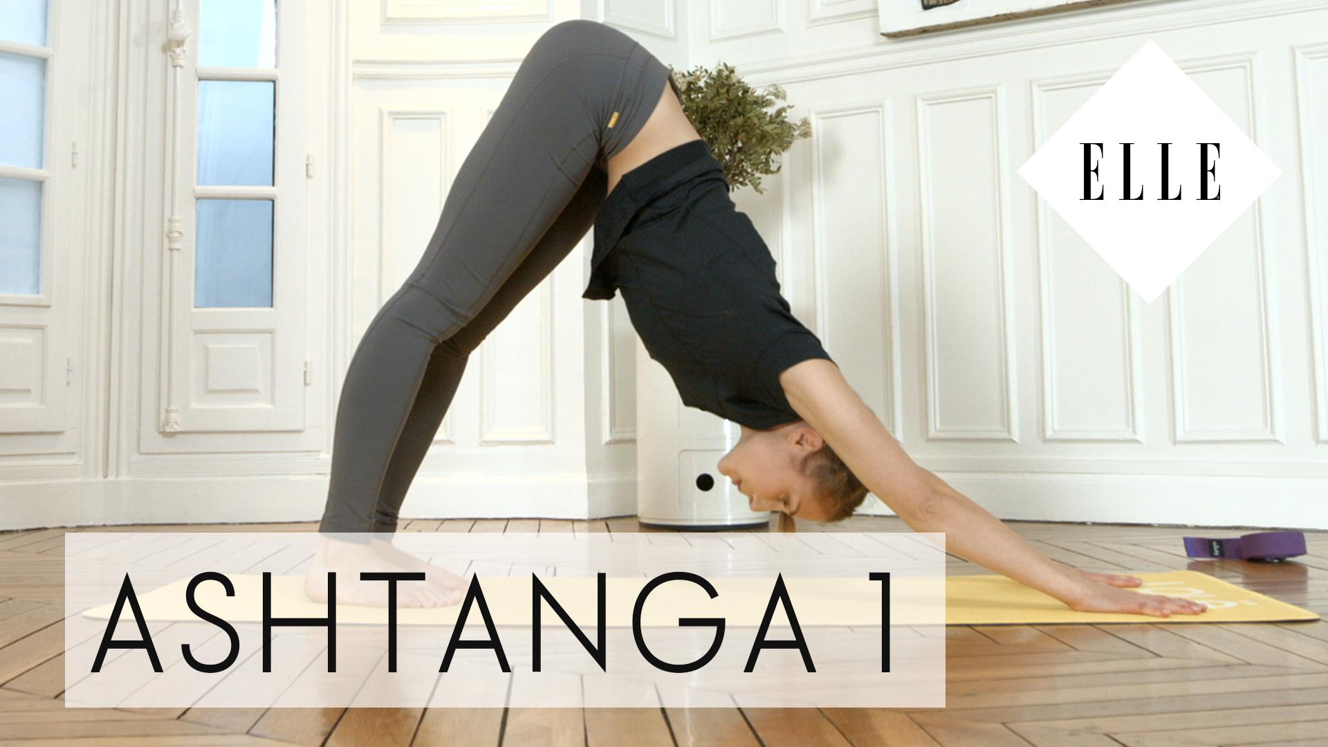 cours de yoga ashtanga pour d butants elle vid os. Black Bedroom Furniture Sets. Home Design Ideas