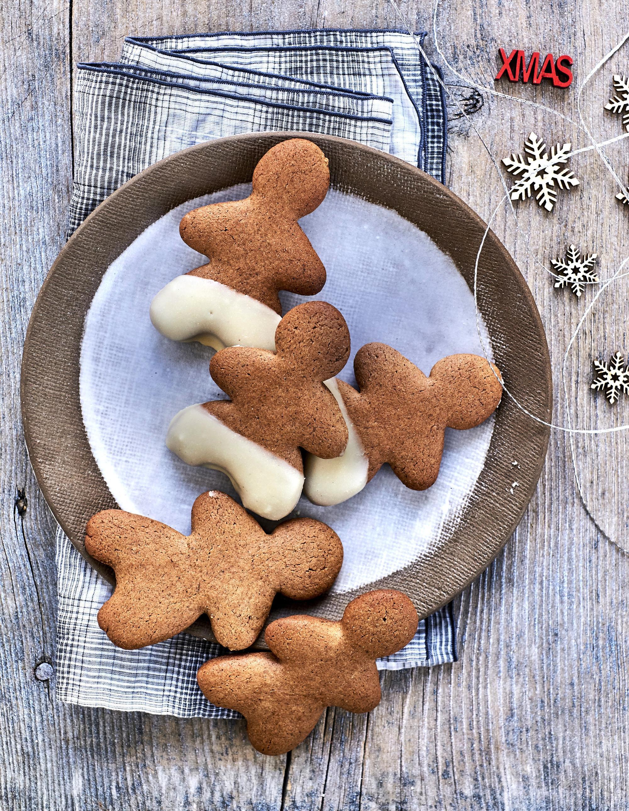 christmas cookies pour 2 personnes recettes elle. Black Bedroom Furniture Sets. Home Design Ideas