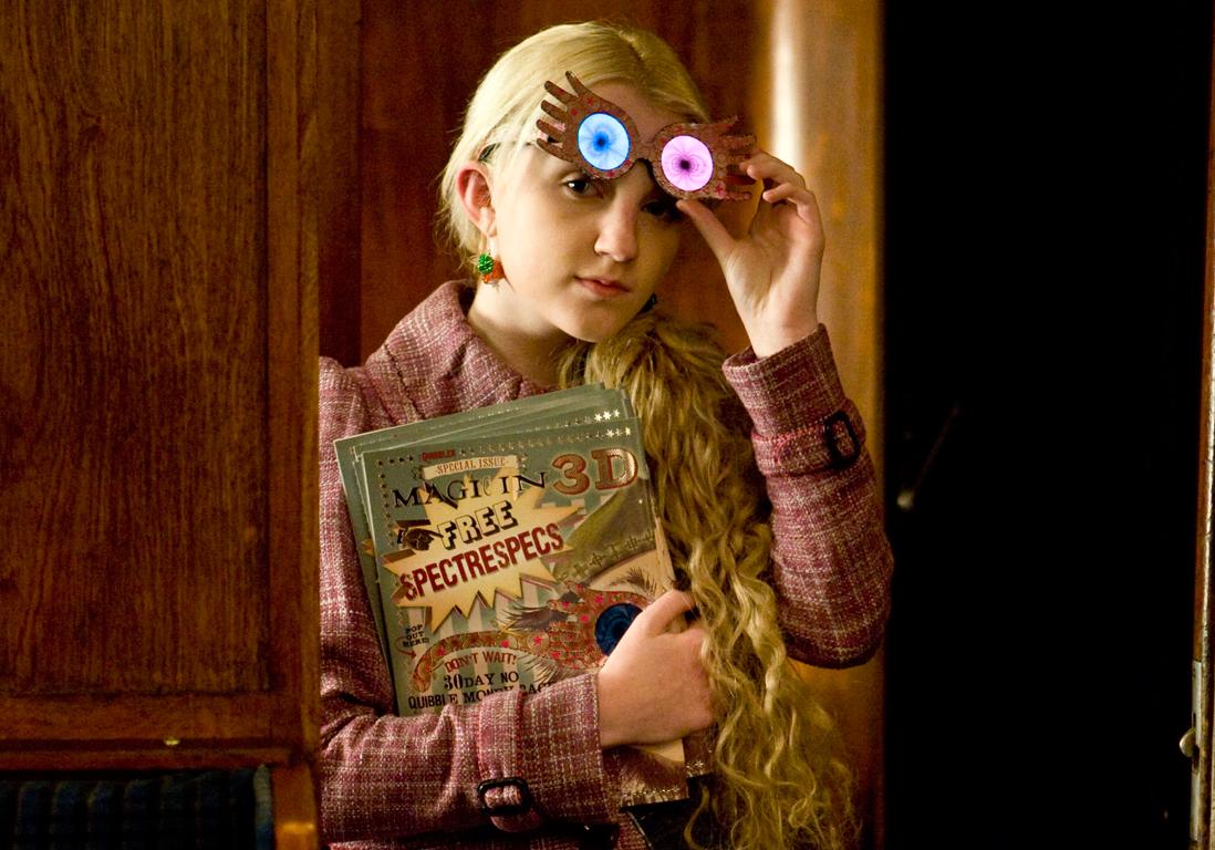 Luna Lovegood - Que sont-ils devenus… Les acteurs de « Harry Potter ... Rupert Grint