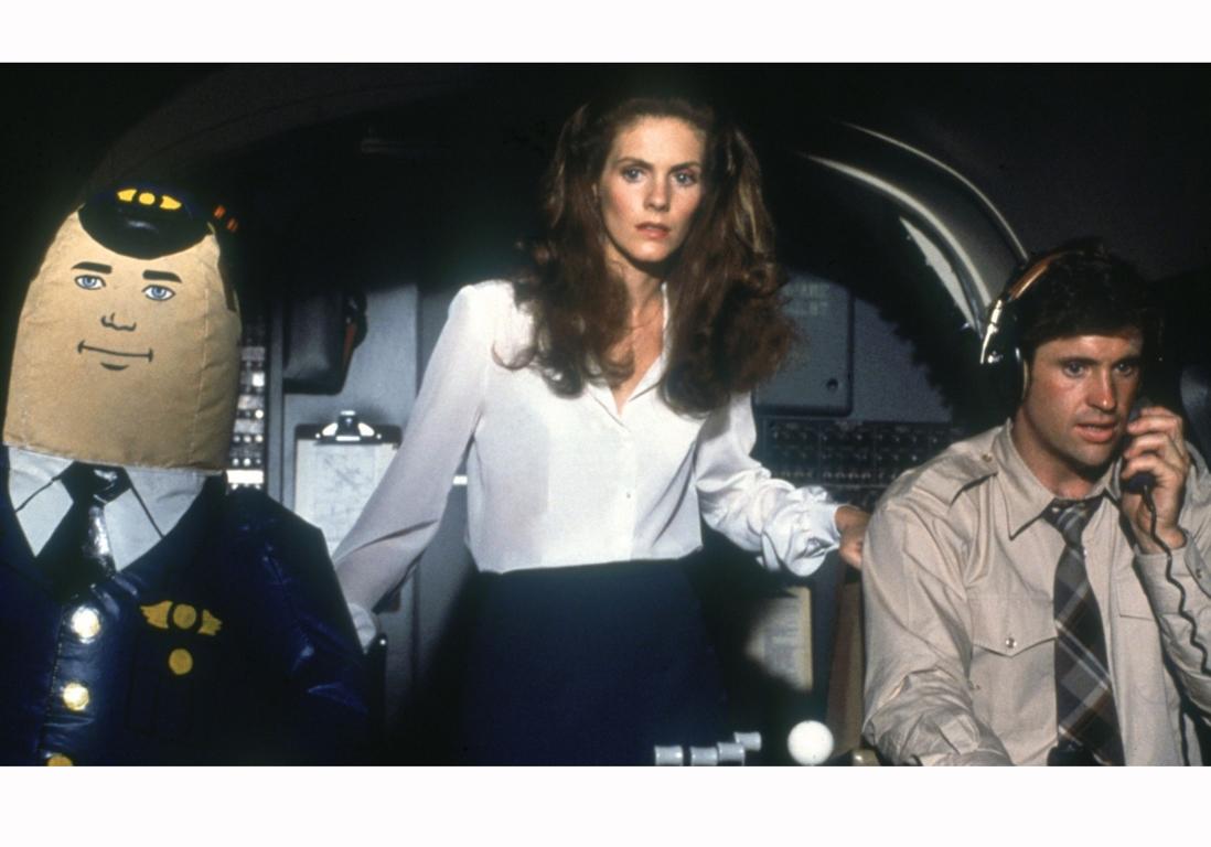 y a t il un pilote dans l avion de david zucker jim abrahams et jerry zucker 1980 10. Black Bedroom Furniture Sets. Home Design Ideas