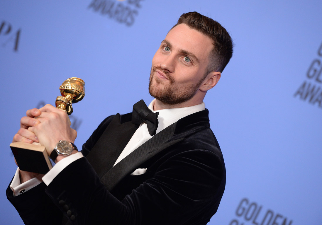 Aaron Taylor-Johnson - Golden Globes 2017 : le best-of en ...