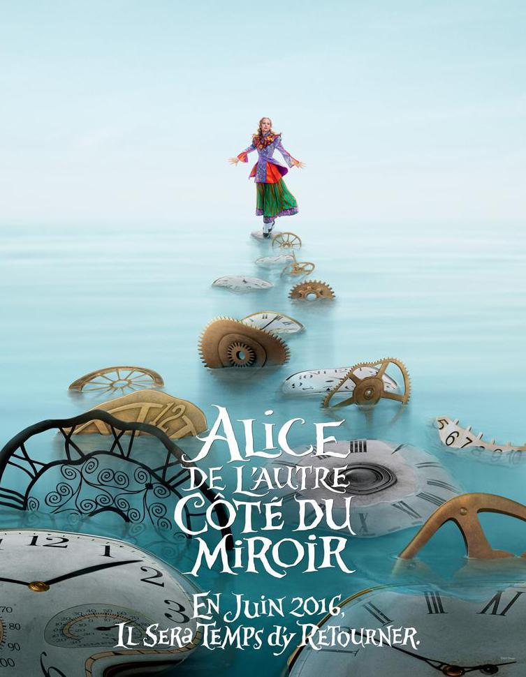 Alice au pays des merveilles ; De l'autre côté du miroir ...