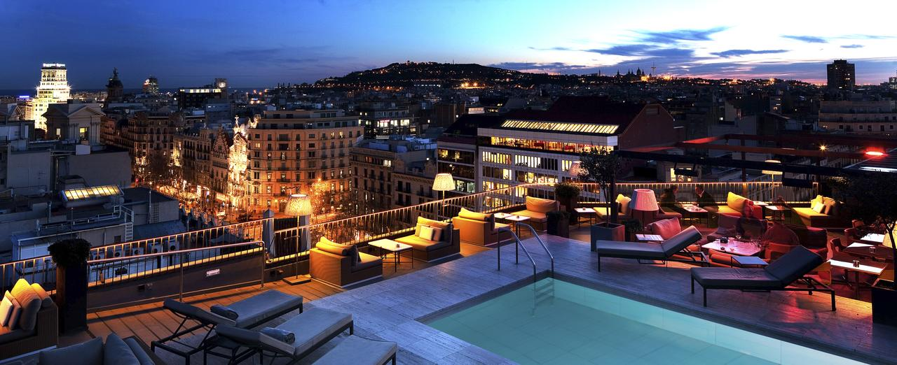 Hotel Spa Luxe Barcelone