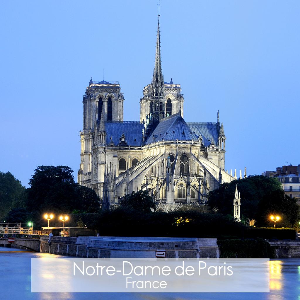 La Cath 233 Drale Notre Dame De Paris Les 20 Plus Beaux