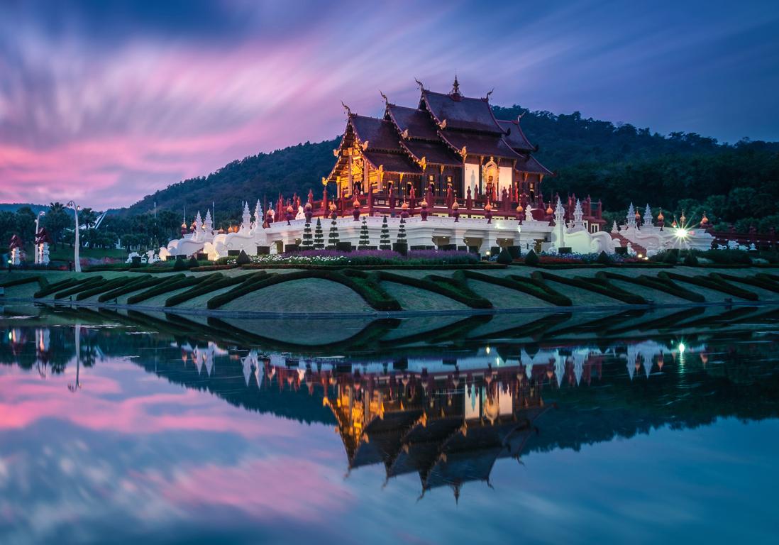 Chiang mai thailande les 25 plus belles villes du for Plus belle piscine du monde
