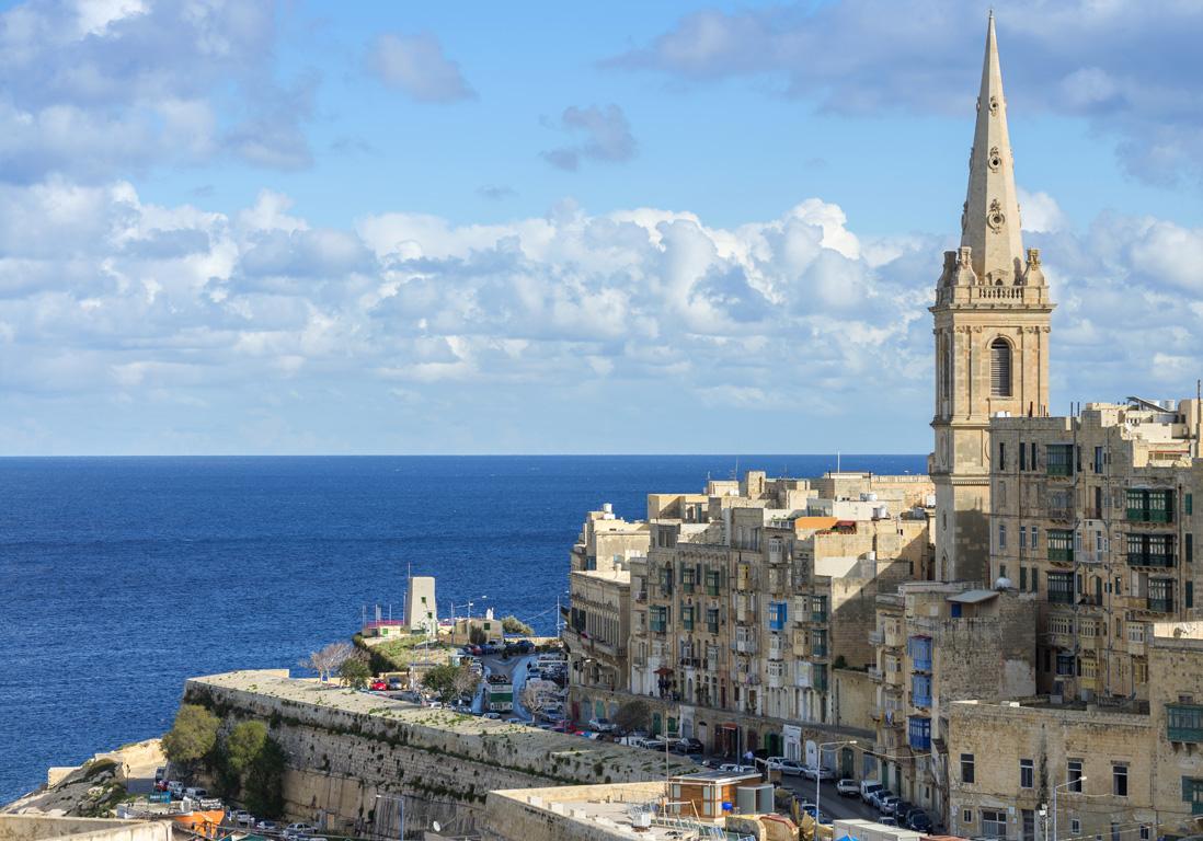 La valette les 12 plus belles villes d europe pour s for Jardin upper barraca