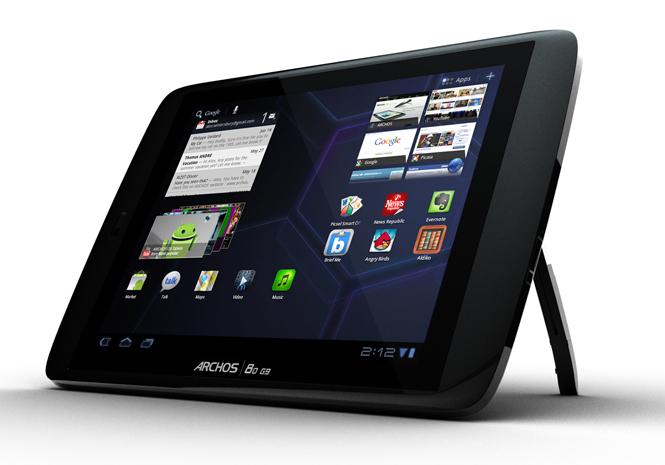 Archos g9 touvez la tablette tactile qui vous correspond - Tablette a petit prix ...