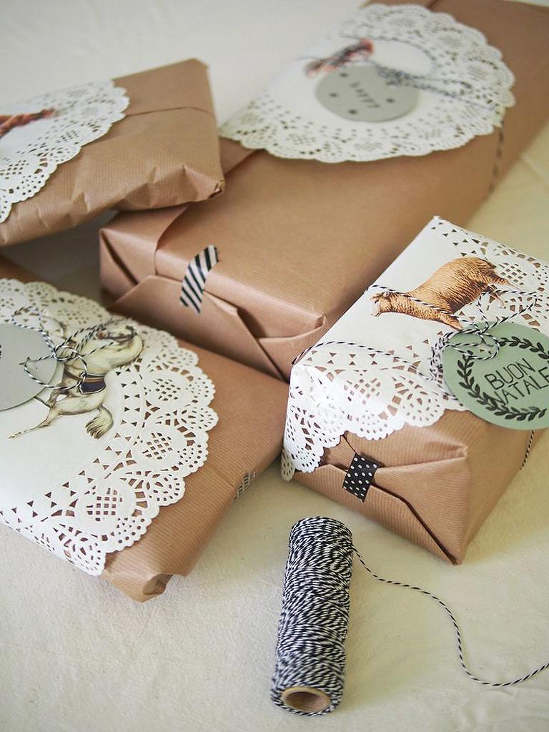 emballage cadeau fille 25 id es d emballages cadeau qui font de l 39 effet elle. Black Bedroom Furniture Sets. Home Design Ideas