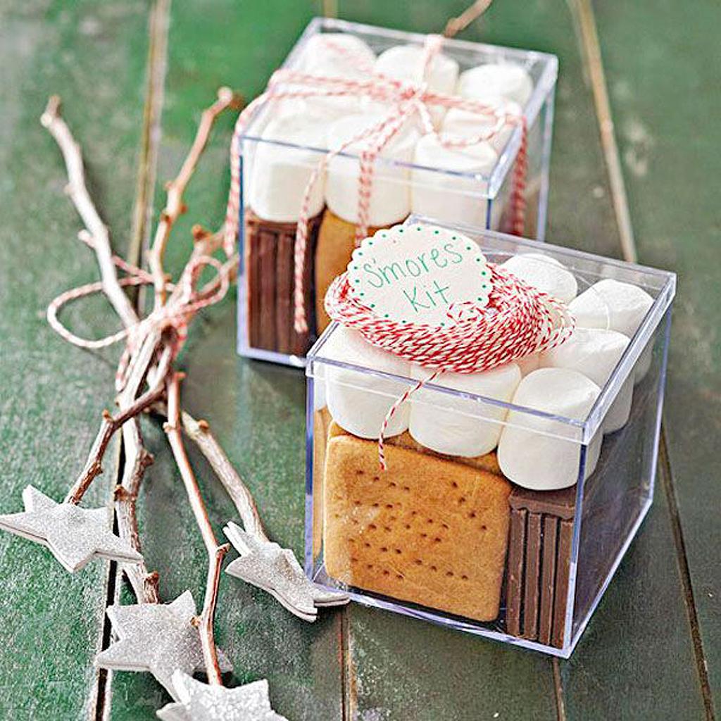 Assez Emballage cadeau transparent - 25 idées d'emballages cadeau qui  BL88
