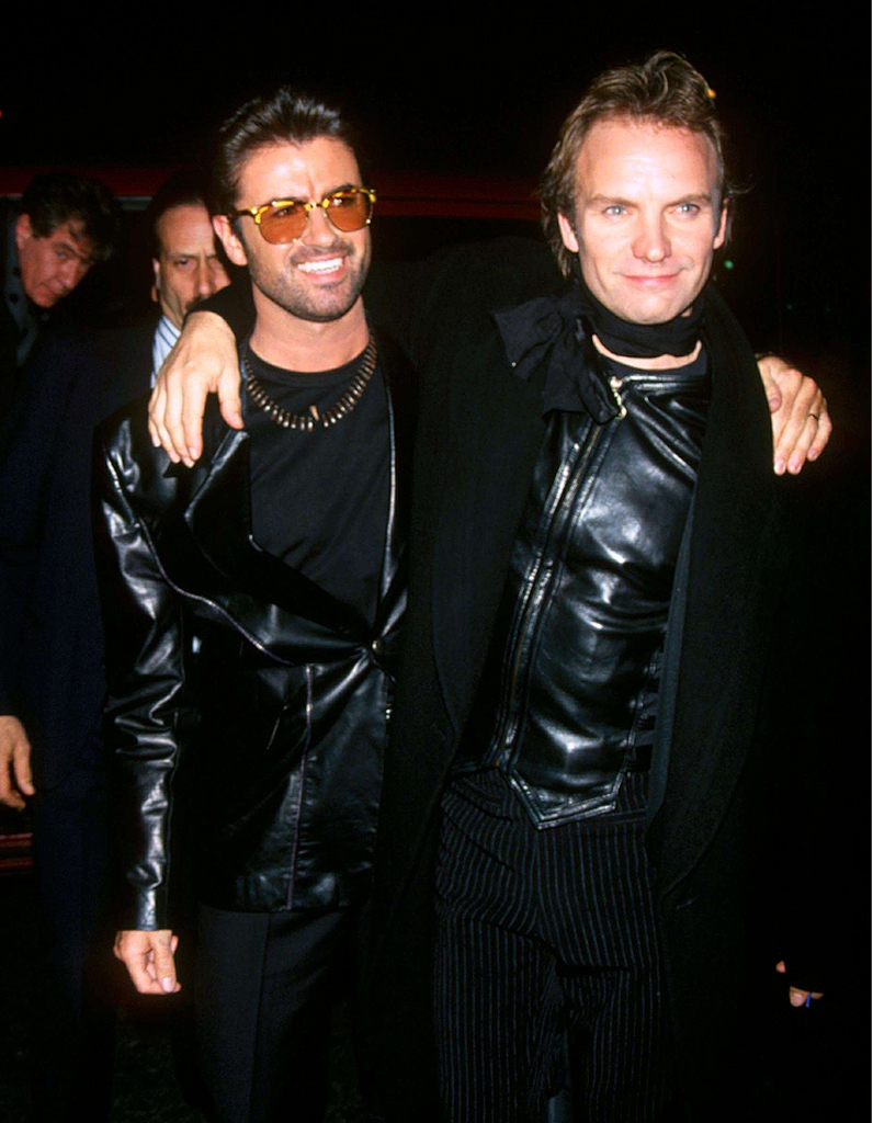 ¿Cuánto mide Sting? - Altura - Real height Avec-Sting
