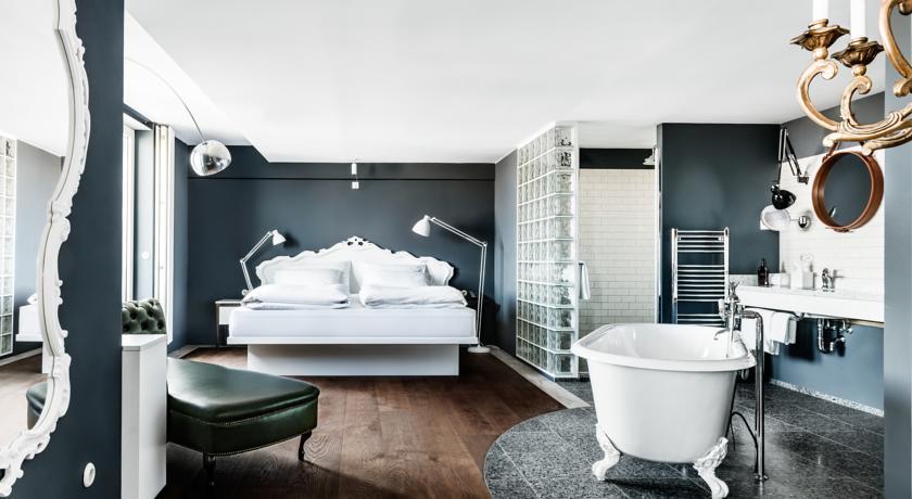 une belle chambre d h tel vienne les plus belles chambres d h tel pour une nuit de saint. Black Bedroom Furniture Sets. Home Design Ideas