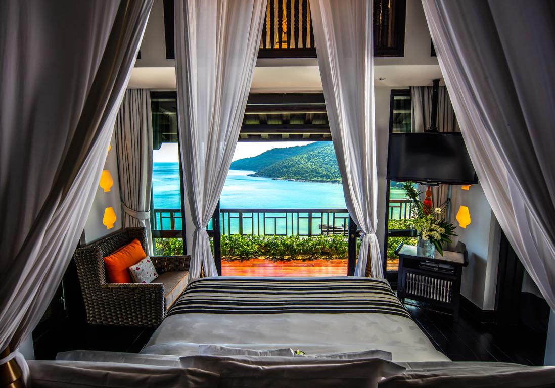 a quoi ressemblent les plus belles chambres d h tels du monde elle. Black Bedroom Furniture Sets. Home Design Ideas