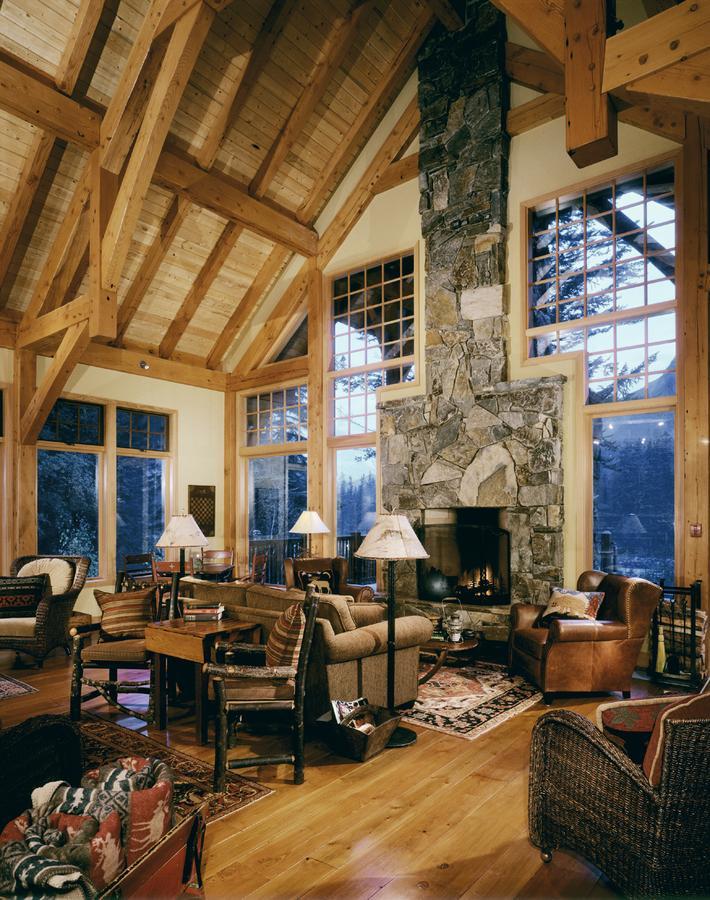 Le Cathedral Mountain Lodge Au Canada Les Plus Beaux
