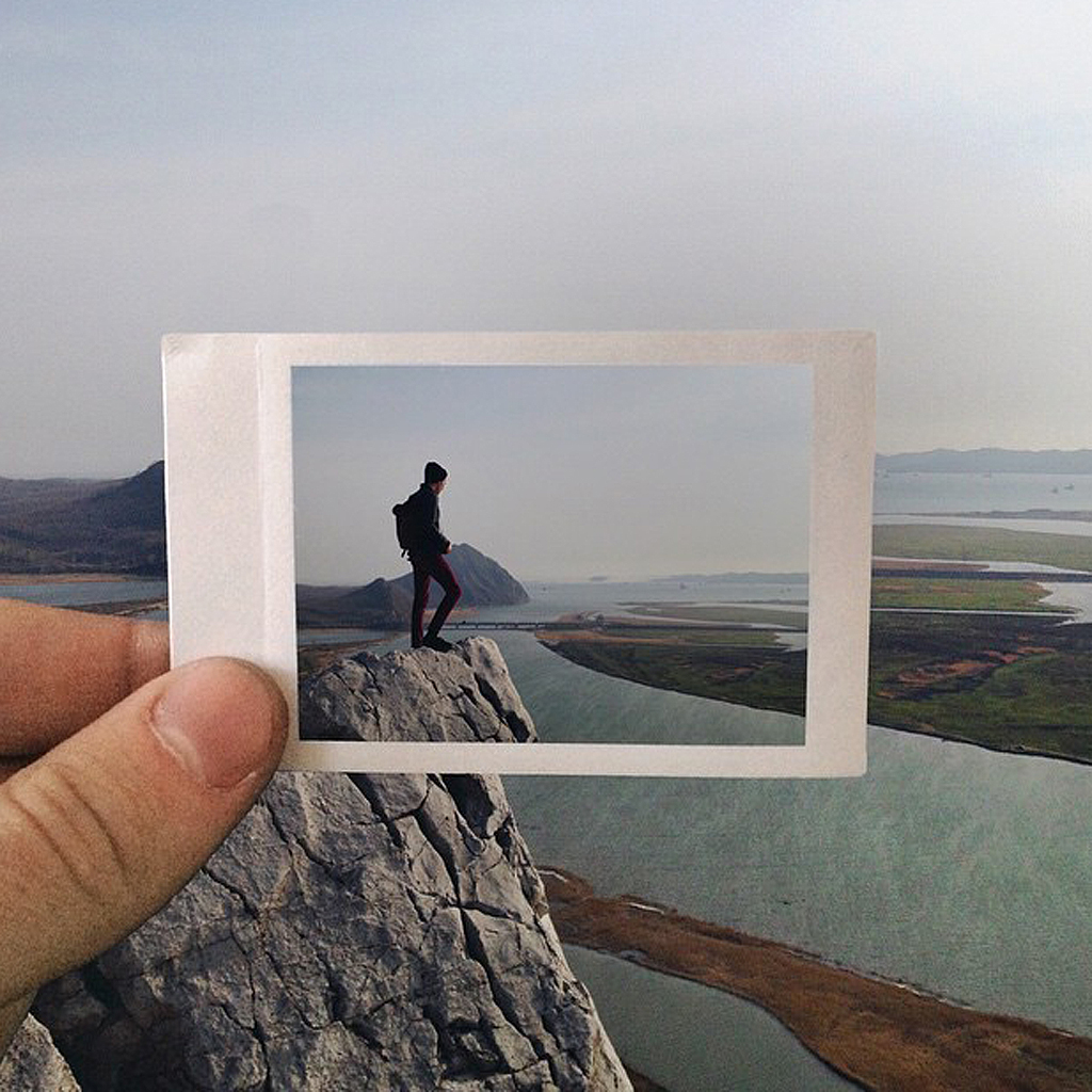 Célèbre Prêt-à-liker : on pique la bonne idée du Polaroid sur Instagram - Elle WG23