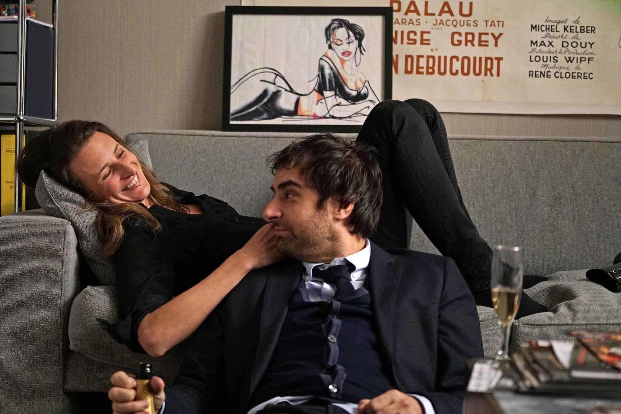 dix pour cent quelle date de diffusion pour une saison 3 elle. Black Bedroom Furniture Sets. Home Design Ideas