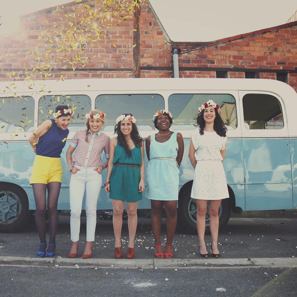 Exceptionnel Enterrement de vie de jeune fille : nos idées pour enterrement vie  HW76