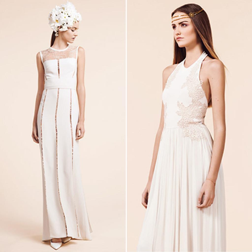 robe de mariee createur elie saab et si on soffrait une With robe de mariée de créateur
