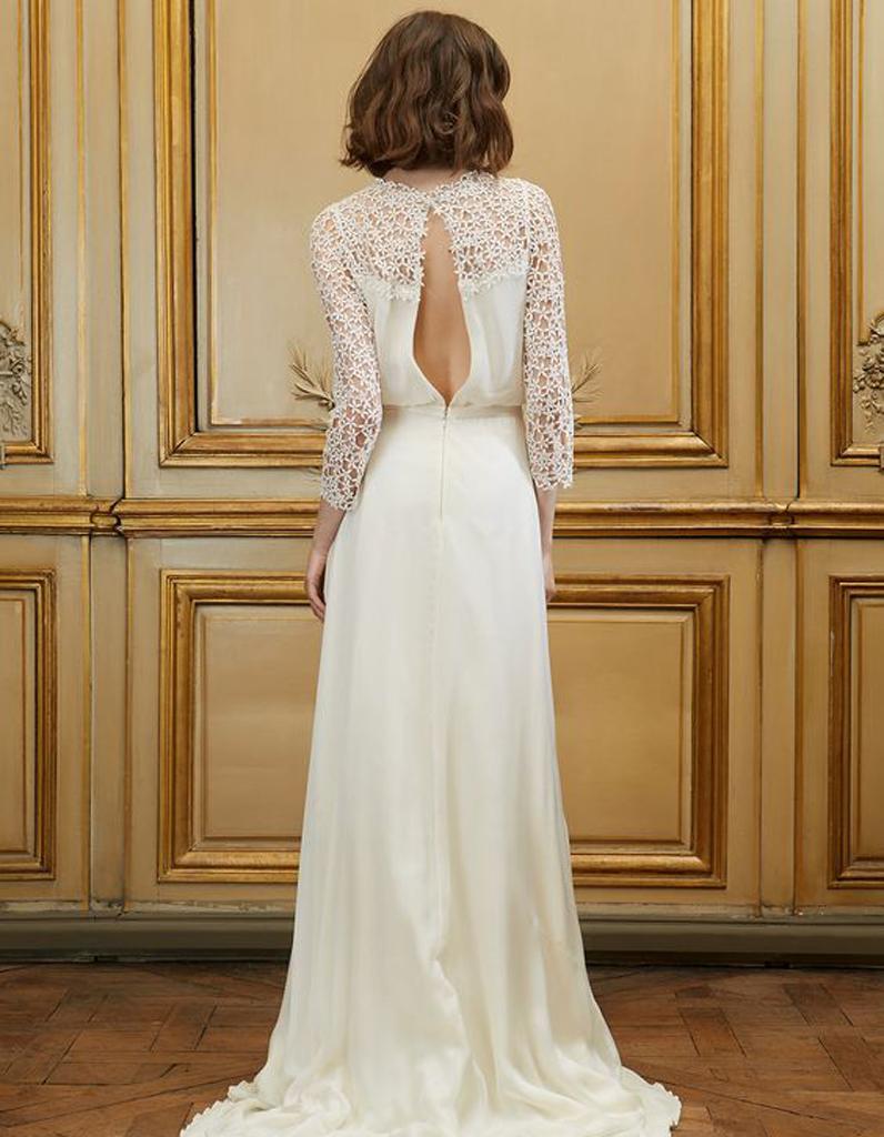 robe de mari e de princesse blanche 50 robes de mari e. Black Bedroom Furniture Sets. Home Design Ideas