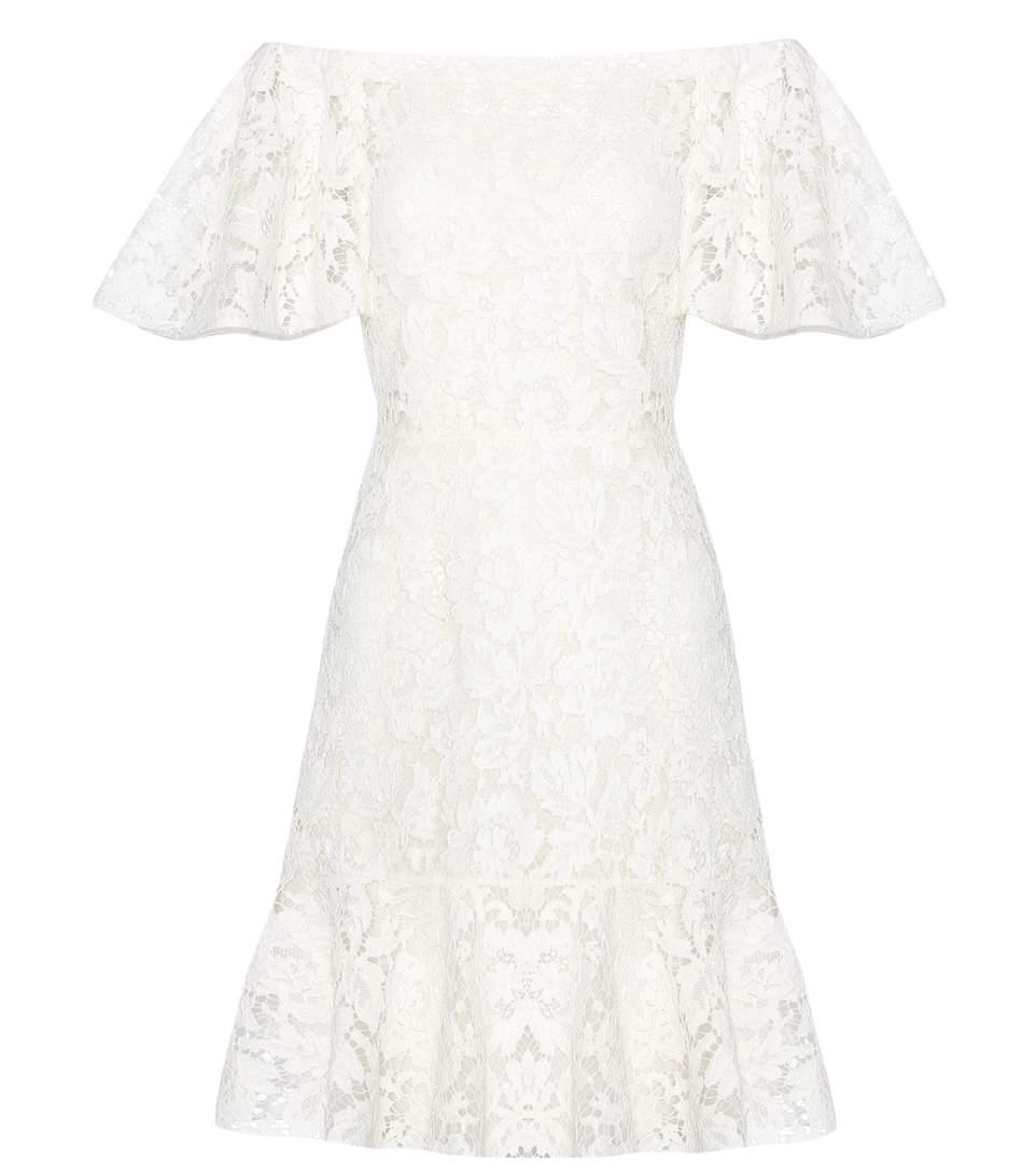 robe de mariage civil valentino mariage civil 20 robes qui font leur petit effet elle. Black Bedroom Furniture Sets. Home Design Ideas